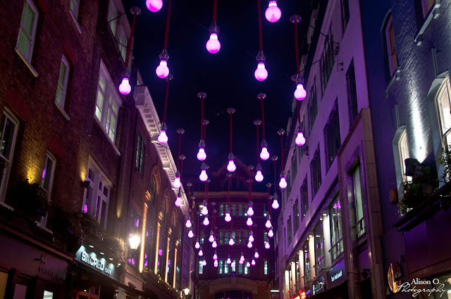 citytrip Londres London Carnaby street