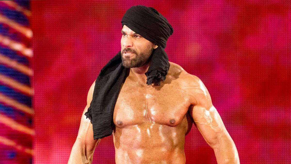 Jinder Mahal quer enfrentar Drew McIntyre em combate pelo WWE Champioship