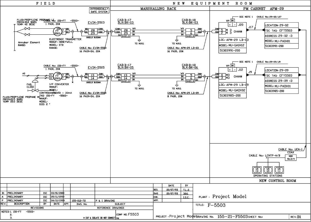 loop wiring diagram esp ltd ec 256 instrumentation trouble shooting