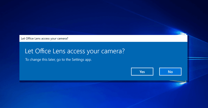 Windows 10 to Give More Control Over App-level Permissions