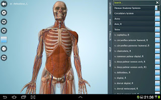 Download Anatomy 3D Pro - Anatronica for Android