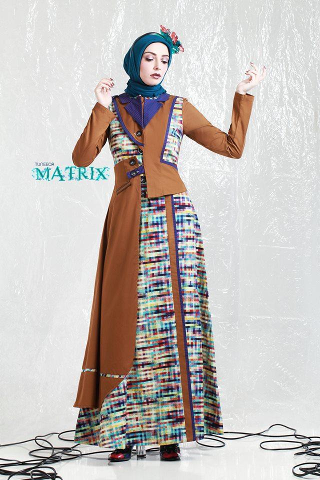 Butik Busana Tuneeca Tuneeca Matrix T 0617043 Rp1199000