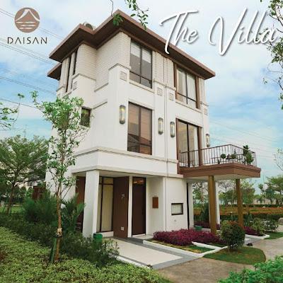 The Villa Daisan Rumah Cluster Osaka di Tangerang