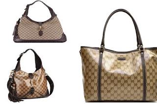 borsa jackie di Gucci