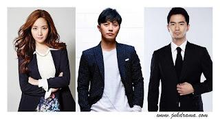 Actor pertama yang di tawari sebagai pemeren utama laki-laki adalah Lee jin-Wook namun ia menolaknya.