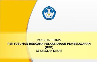 Dapatkan Panduan Pembuatan RPP Kurtilas
