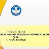 Panduan Pembuatan RPP Kurikulum Nasional