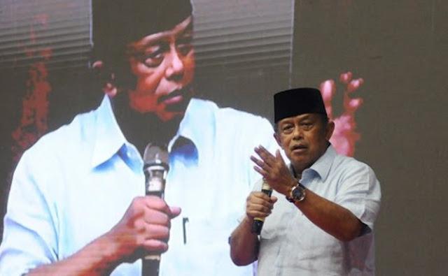 Innalillahi, Mantan Panglima TNI Djoko Santoso Tutup Usia di RSPAD
