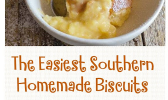 The Easiest Southern Homemade Biscuits