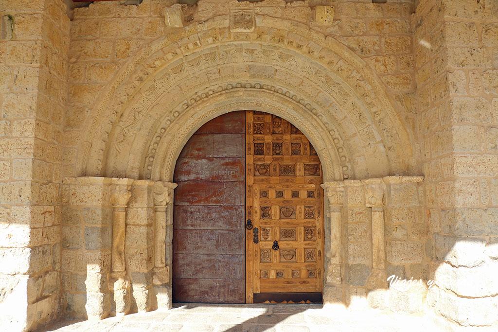 la Iglesia de San Pedro, Becerril de Campos