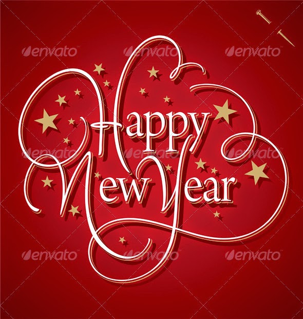 Happy New Year 2016 Vector Clip Art Images Free download