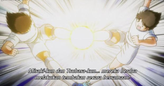 Captain Tsubasa 2018 Episode 23 Subtitle Indonesia
