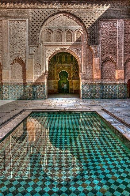 moroccan architecture romantc destinations