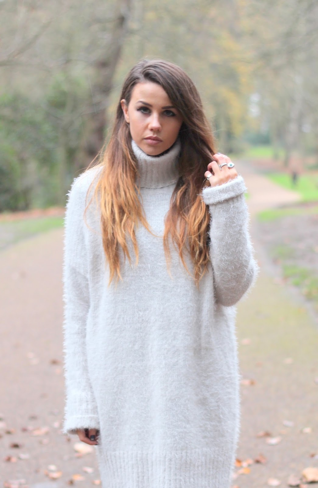 missguided-styling-outfit-fluffy-jumper-dress-skinny-jeans-jack-wills