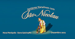 JANTARES COM SÃO NICOLAU