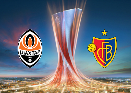 Shakhtar Donetsk vs Basel -Highlights 11 August 2020