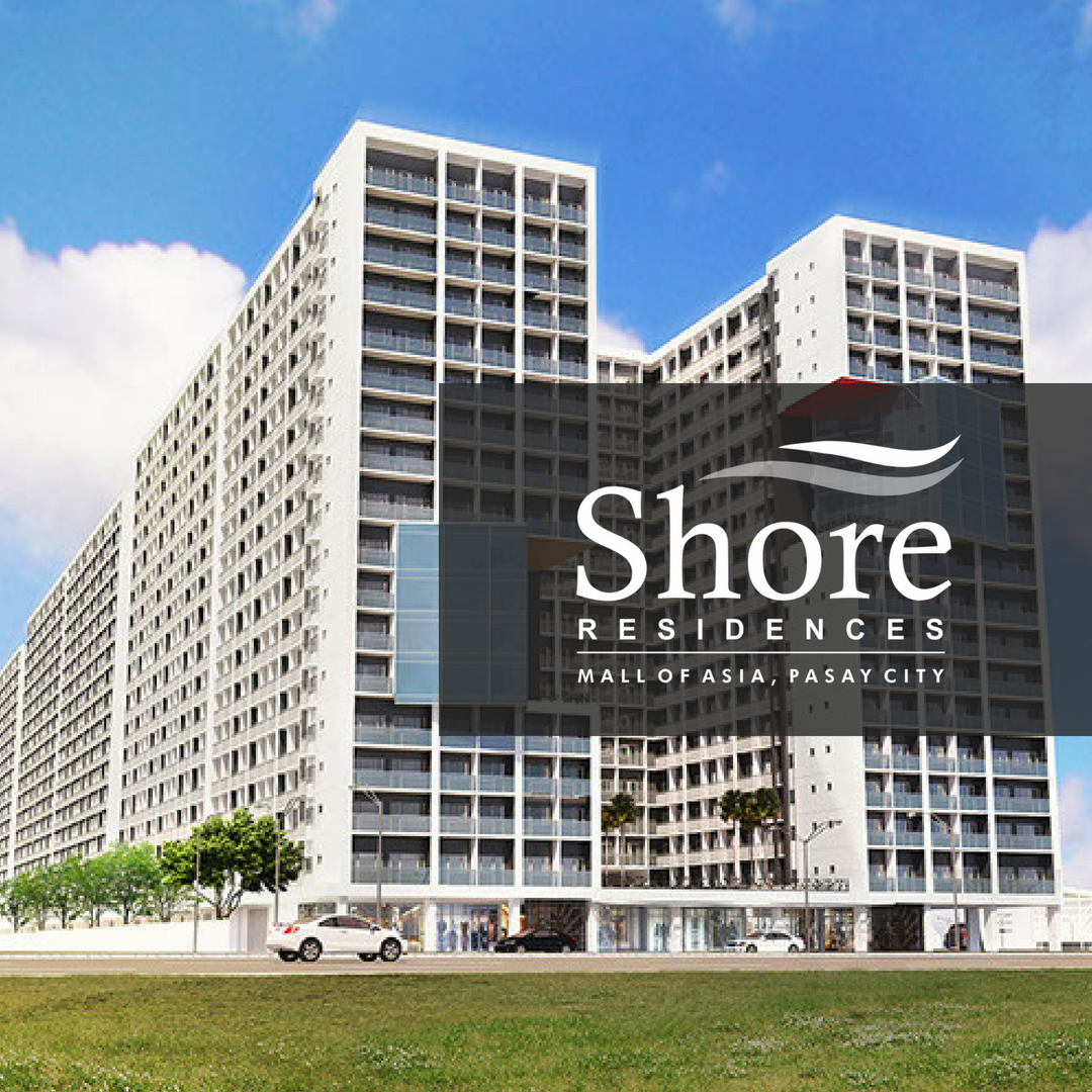 SMDC Shore Residences - 1 Bedroom With Garden | Condominium for Sale SM Mall of Asia Pasay