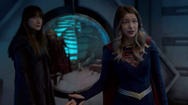 Supergirl - Episode 6.04 - Lost Souls - Promo, Promotional Photos + Press Release