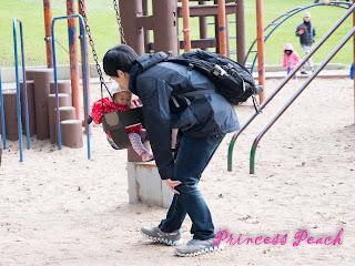 舊金山金門公園-playground