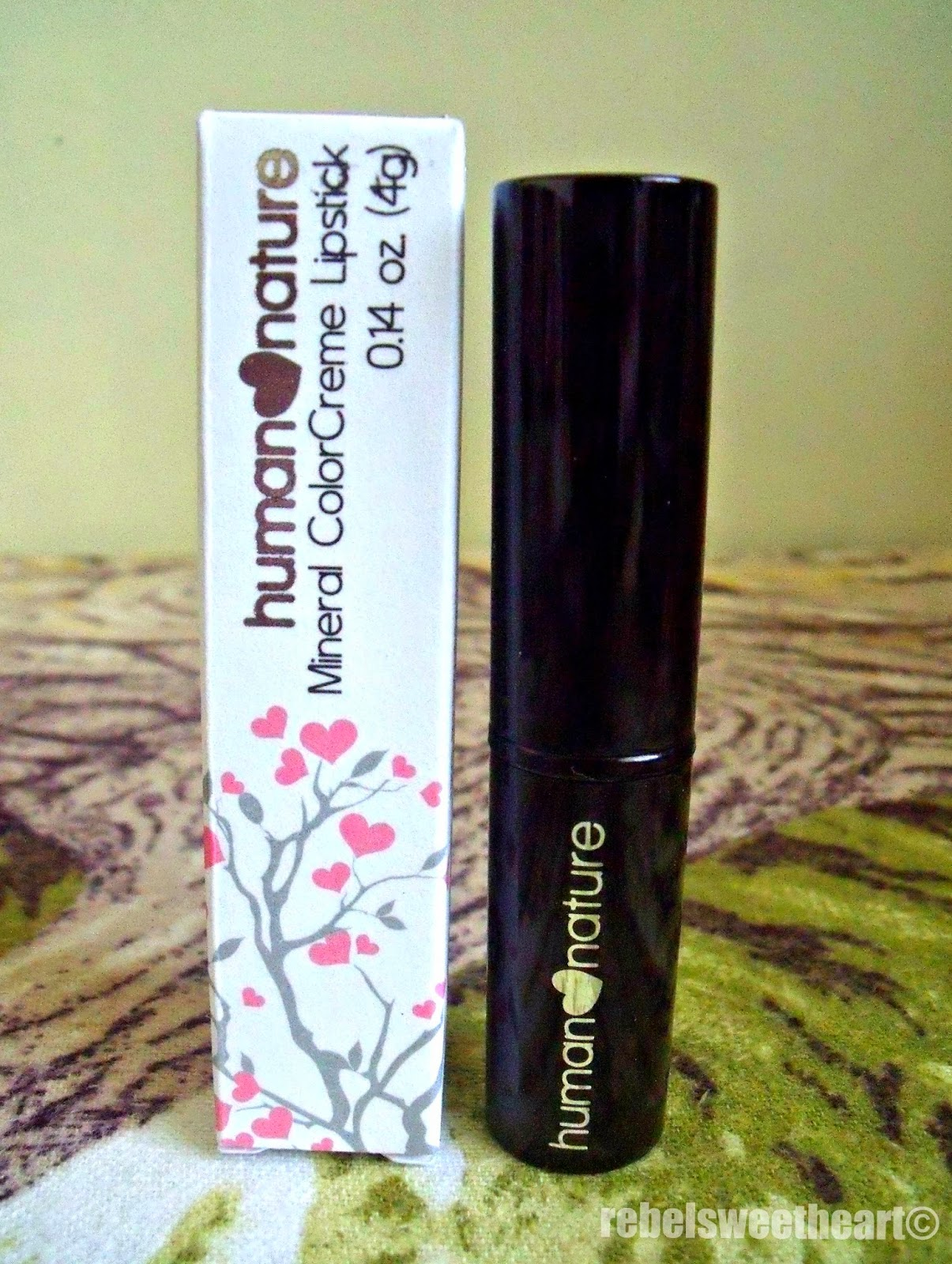 ColorCreme Lipstick by Human Nature   BeautyMNL Philippines