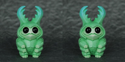 Staggle Hand Painted Edition Resin Figure by Chris Ryniak