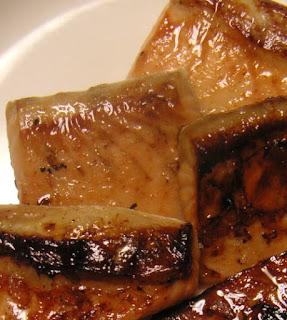 酒の肴 焼き魚 ハラスの西京焼き