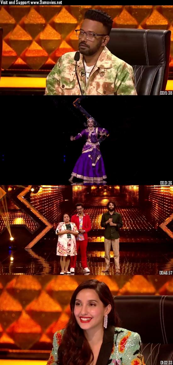 Dance Deewane Season 09 May 2021 HDTV 480p 400MB