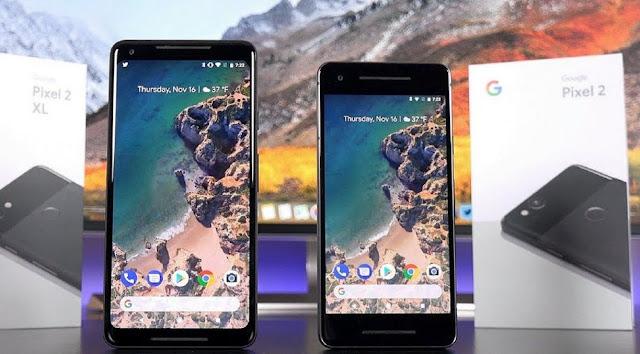 Google pixel 2 xl battery size Comparison