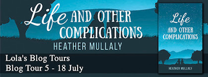 Life and Other Complications tour banner