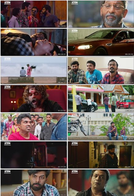 Download Pokkiri Simon: Oru Kadutha Aaradhakan (2021) Hindi Dubbed Movie 720p HDRip 900MB || Moviesbaba