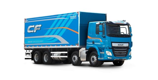 DAF Caminhões Brasil apresenta a nova linha CF e o motor PACCAR MX11