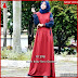 RPJ013D327 Model Dress Gayatri Cantik Dress Wanita