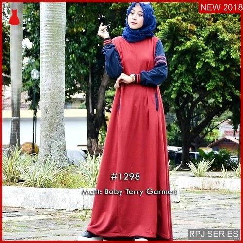 RPJ013D327 Model Dress Gayatri Cantik Dress Wanita
