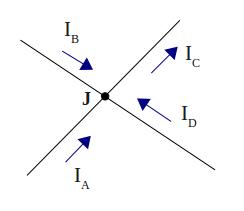 Hukum Kirchoff Arus atau KCL (Kirchoff Current Law