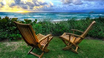 Nikmat Relaks Yang Hakiki - keindahan alam semulajadi
