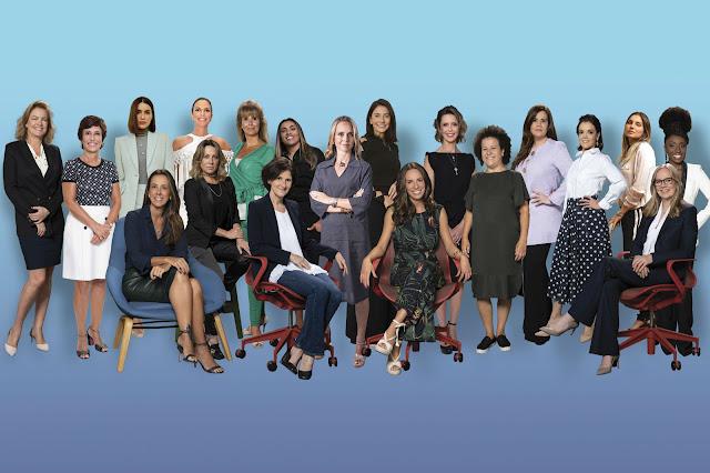 Conheça as mulheres mais poderosas do Brasil e inspire-se para conquistar o mundo