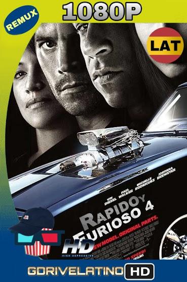 Rápidos y Furiosos 4 (2009) BDRemux 1080p Latino-Ingles MKV