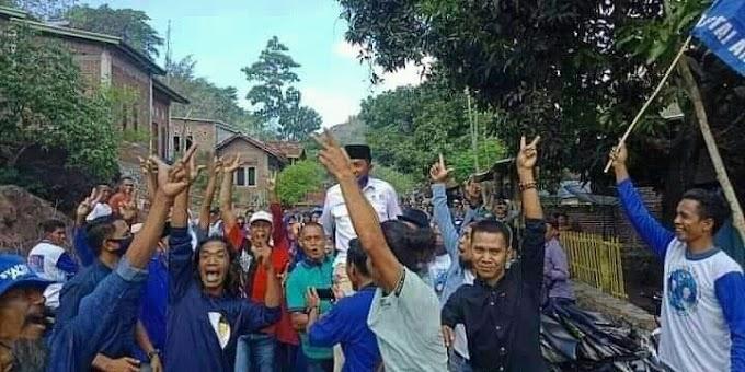 """Waow..! Warga Bima Timur Nobatkan Ady Mahyudi Gelar """"Raja Blusukan"""""""