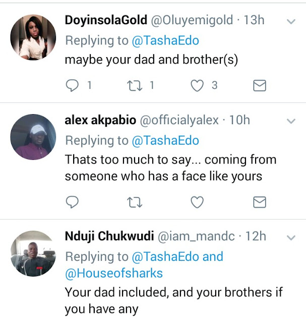 Twitter user gets jammed after saying Nigerian men based in Nigeria are ugly