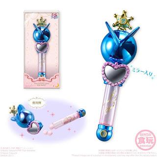 """Imágenes de las nuevas Miniature Tablet de """"Sailor Moon"""" - Bandai"""