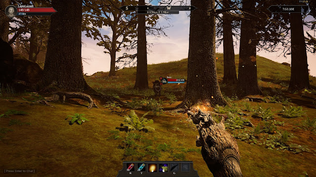 Citadel: Forged With Fire Early Access Review