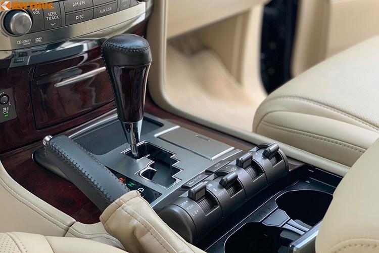 Lexus LX570 dùng 10 năm chào bán 2,5 tỷ đồng tại Hà Nội