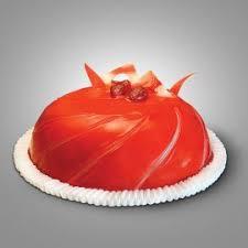 Red Festival Seasons cake image