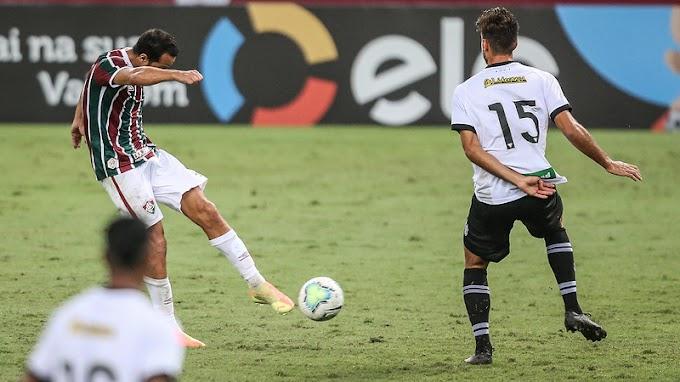 Fluminense 3 x 0 Figueirense - Difícil competir um nível acima