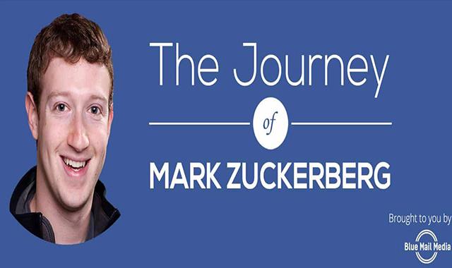 Mark Zuckerberg's trip #infographic