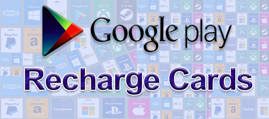 google-play-recharge-cards