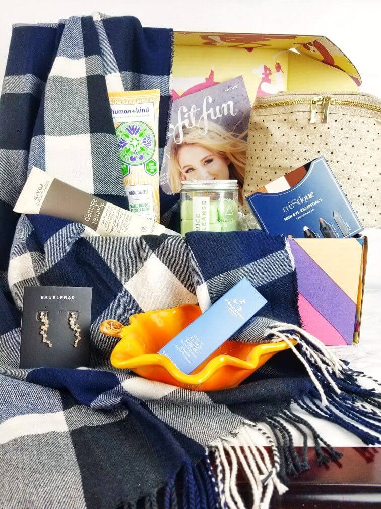 Check out My Very First Fab Fit Fun Seasonal Subscription Box for Fall - 2019