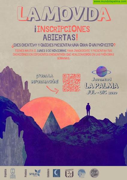 El Cabildo de La Palma pone en marcha el proyecto creativo 'La Movida 2020'