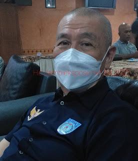 Ketua Umum PP PERBASI Membuka Musyawarah Provinsi PERBASI Jambi