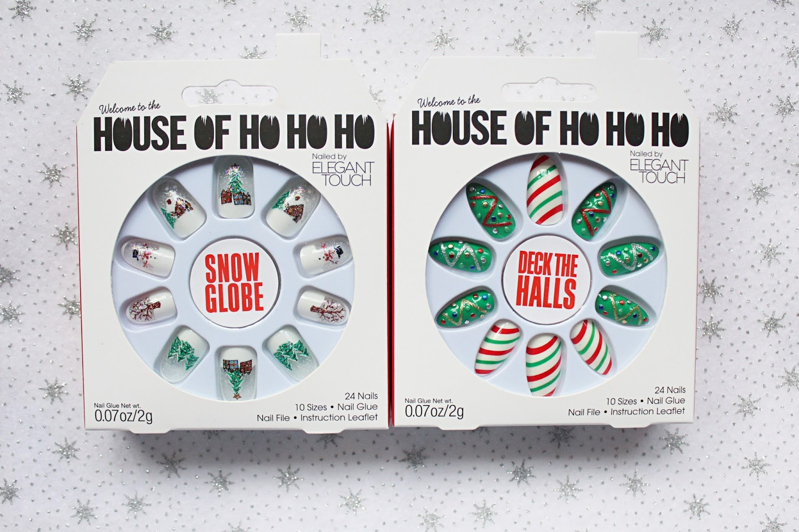 House of Ho Ho Ho Nails